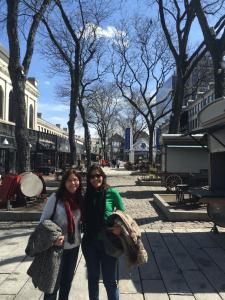 Carmen e Isis – ENDO meeting 2016, Boston, EUA